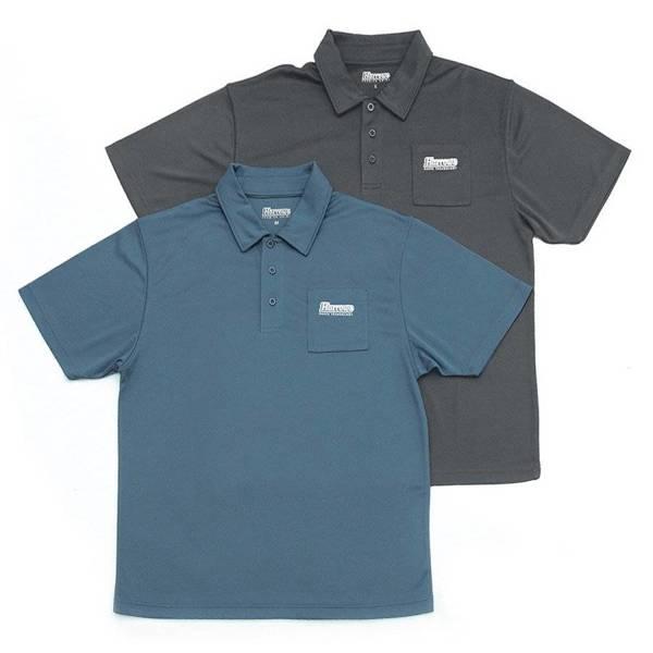 Koszulka polo Harrows Premier granatowa
