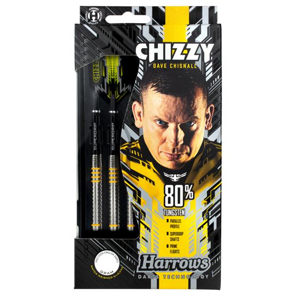 Rzutki Harrows Chizzy 80% Steeltip