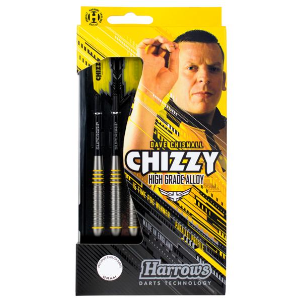 Rzutki Harrows Chizzy Brass Steeltip