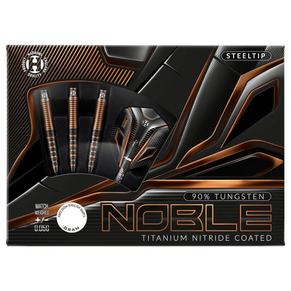 Rzutki Harrows Noble 90% Steeltip