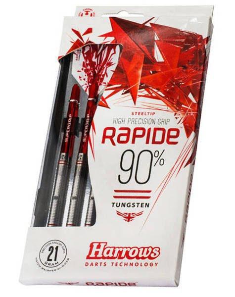 Rzutki Harrows RAPIDE 90% Steeltip